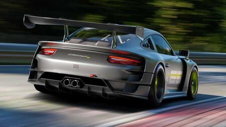 Porsche 911 Gt2 Rs Clubsport 25 Manthey Racing 5