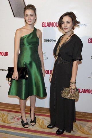 Alfombra roja de los premios revista glamour 2010 ii parte for Adolfo dominguez pamplona