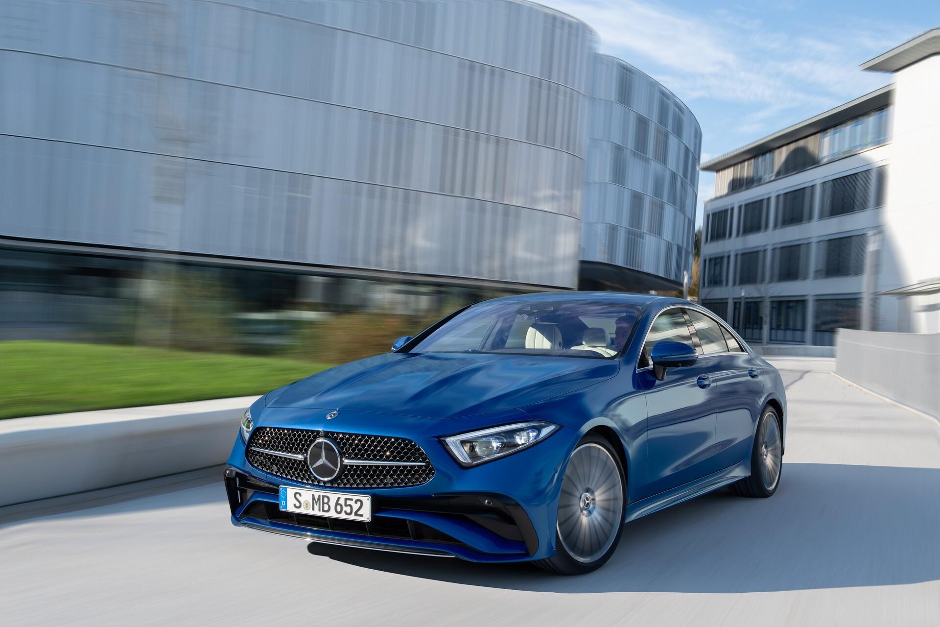 Foto de Mercedes-Benz CLS 2022 (20/63)
