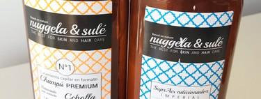 Ponemos a prueba el champú de cebolla (que no huele a cebolla) de Nuggela & Sulé y entendemos porqué triunfa en Amazon