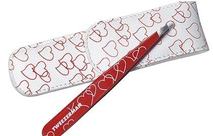 San Valentín hasta en las pinzas Tweezerman