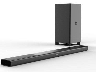 Philips también apuesta por las barras de sonido Dolby Atmos con su nueva Fidelio B8