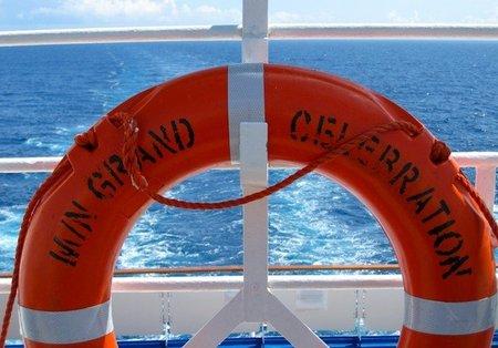 Odisea para subir a bordo de un crucero