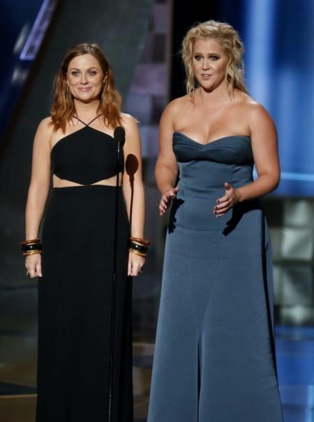 Amy Schumer Emmys 2015