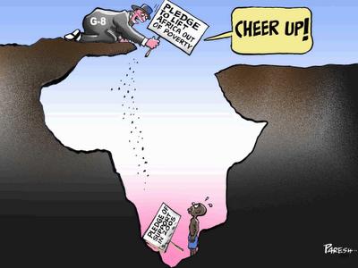 Se anuncian ayudas para Africa