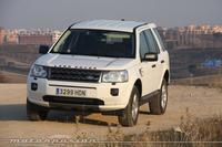 Land Rover Freelander 2 eD4 4x2, prueba (conducción y dinámica)