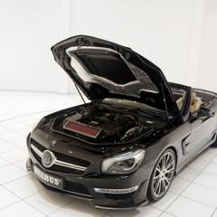 Foto 5 de 24 de la galería brabus-800-roadster en Motorpasión
