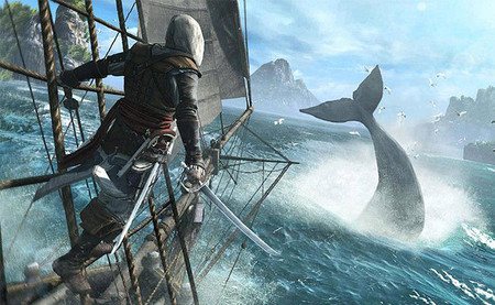 'Assassin's Creed IV: Black Flag': una ración de gameplay en PS4 [E3 2013]