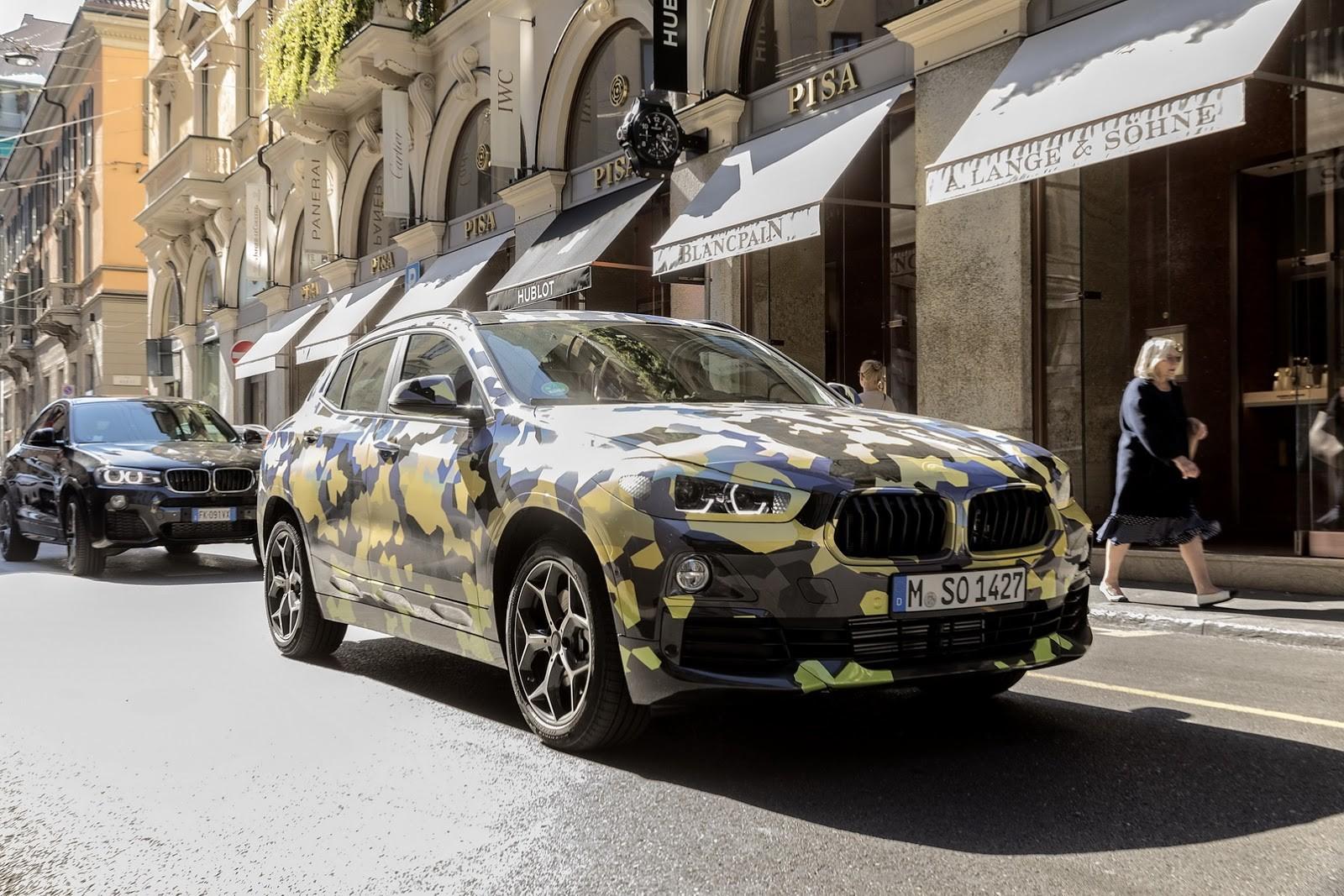 Foto de BMW X2 (fotos espía) (1/13)