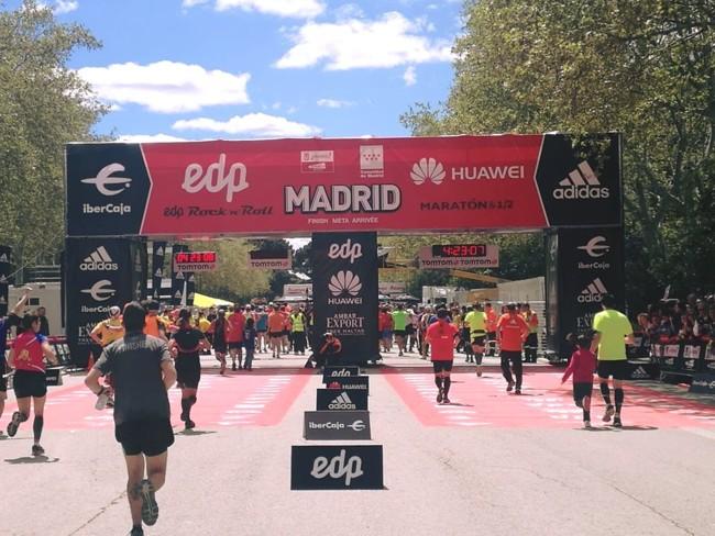 ¿Qué se siente al correr una media maratón? Así es como lo he vivido