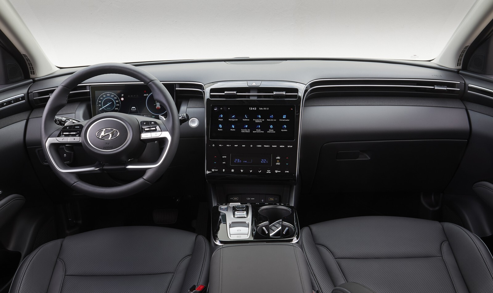 Foto de Hyundai Tucson 2021 (38/42)