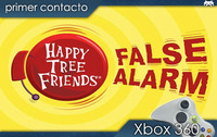 'Happy Tree Friends: False Alarm', primer contacto con la demo