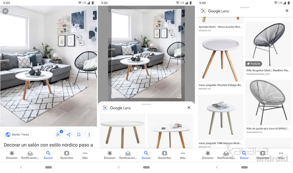 How to use Google Lens in the Google image search