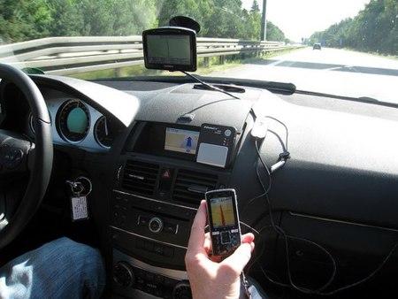 Imagen de la semana: GPS, el elemento fundamental en vacaciones