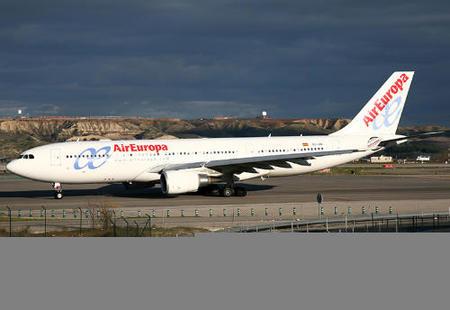 Air Europa permitirá que los parados anulen sus billetes antes del viaje