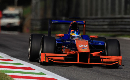 Adrian Quaife-Hobbs Monza GP2 2013