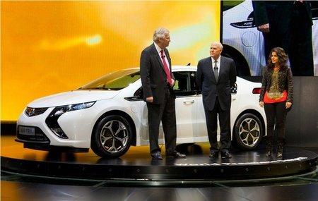 Opel en el Salón de Ginebra: sin novedad en el frente