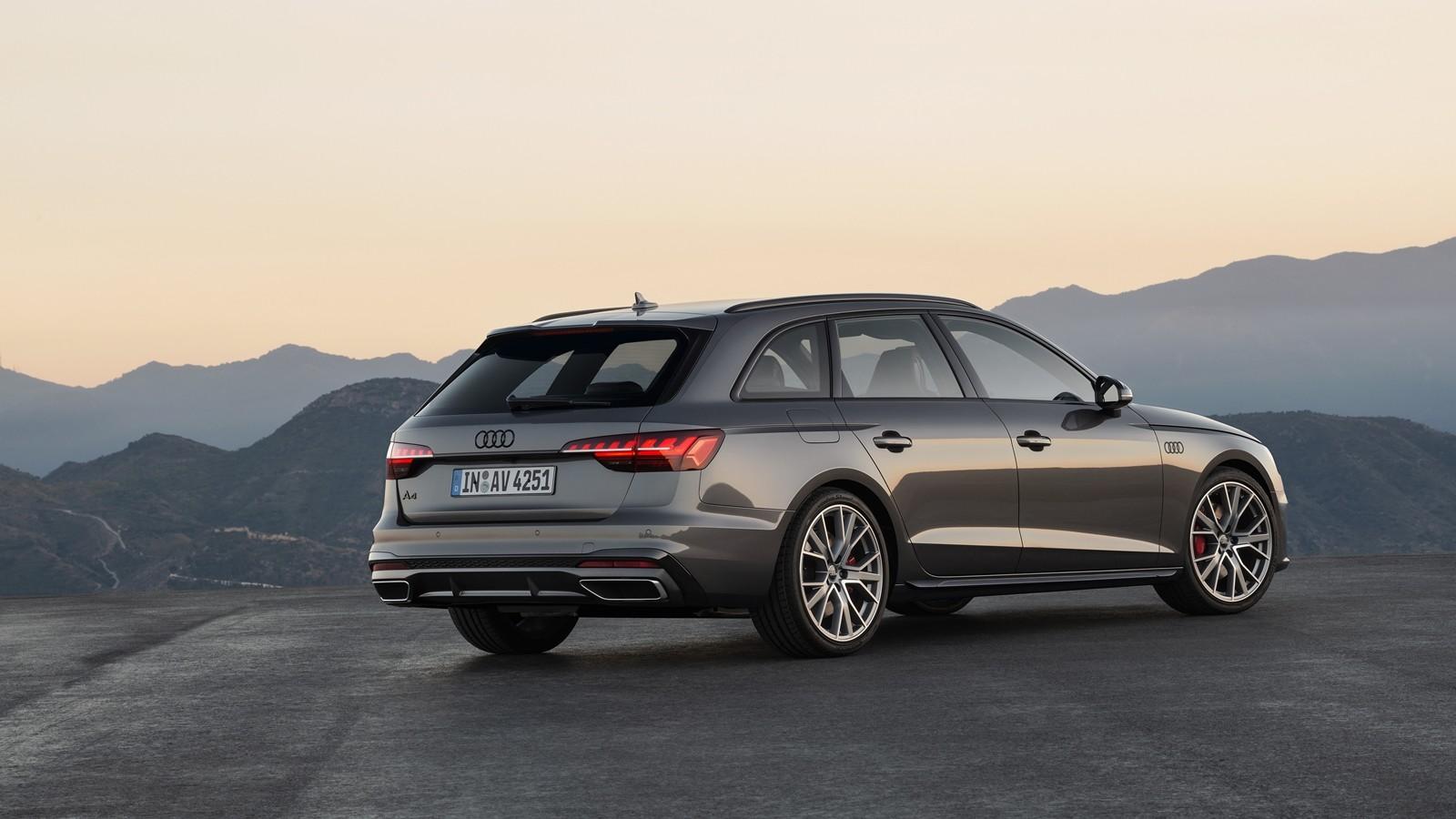 Foto de Audi A4 2019 (1/35)