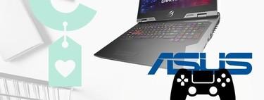 Portátiles gaming ASUS rebajados en Amazon: estar en el equipo ganador cuesta menos con las ofertas de esta selección