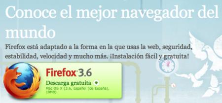 Firefox 3.6 lanzado oficialmente presume de ser un 20% más rápido