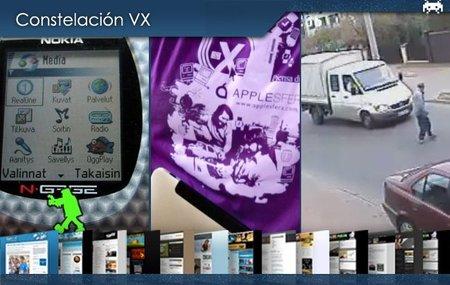 Los gadgets fantasmas, las camisetas de Applesfera y los peatones con suerte. Constelación VX XXIX