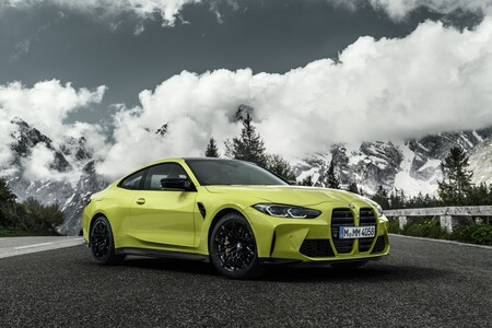 Bmw M4 Competition Coupe 17