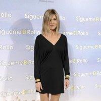 Jennifer Aniston y Brooklyn Decker  en la premiere de Sígueme el rollo en Madrid