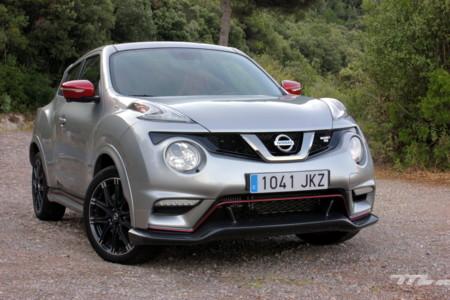 Nissan Juke Nismo Rs 2016 Prueba 195