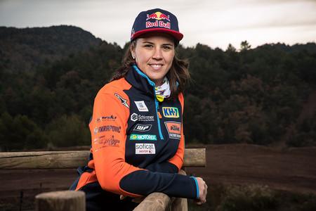 Laia Sanz Dakar18 03