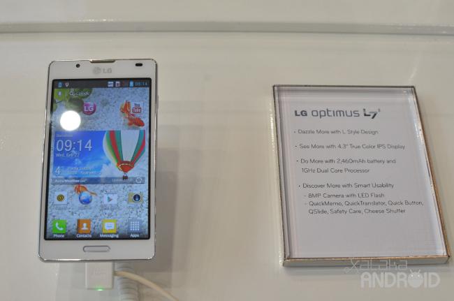 Foto de LG Optimus L7 II (1/13)