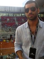 Pues yo me niego a creer que Rubén Cortada tenga de soso lo que tiene de guapo