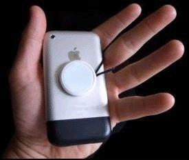Mobigrip, accesorio para sostener con más seguridad los dispositivos