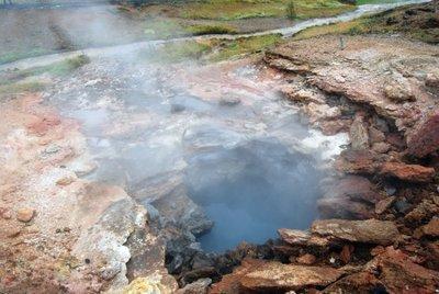 El museo del geotermalismo de Hveragerði en Islandia