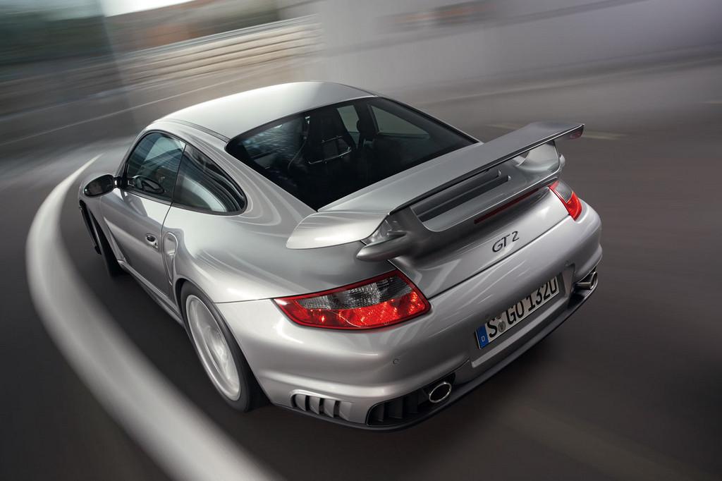 Foto de Porsche 911 (997) GT2 (19/32)