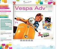Vespa Adv, nuevo minisite del scooter con más solera