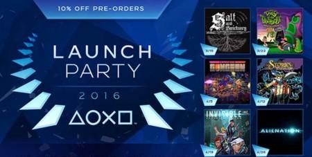 Seis grandes juegos digitales llegarán en las próximas seis semanas a la PSN