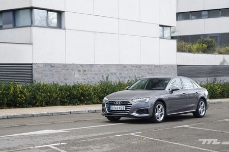 Audi A4 2020 Prueba 022