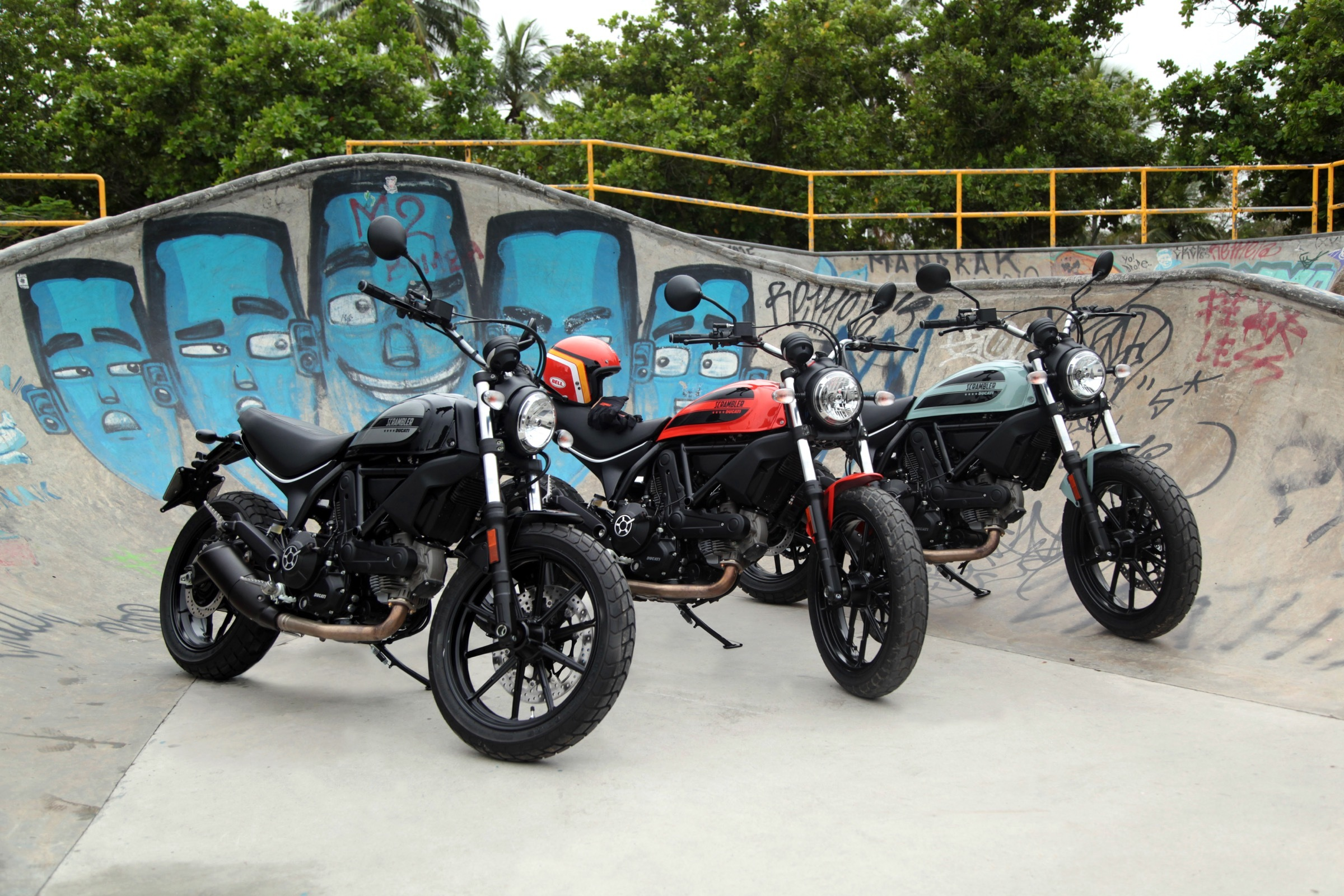 Foto de Galería de la Ducati Scrambler Sixty2 (1/34)