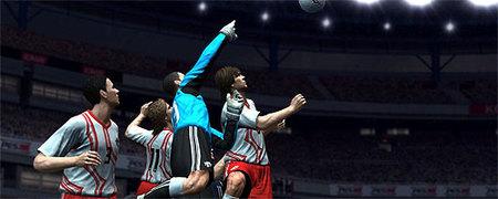 'Pro Evolution Soccer 2009', primeras imágenes oficiales