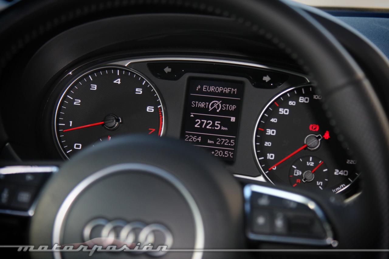 Foto de Audi A1 SportBack 1.4 TFSI CoD (prueba) (3/19)