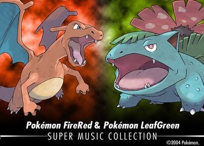 Colección de música de Pokémon FireRed y LeafGreen en iTunes
