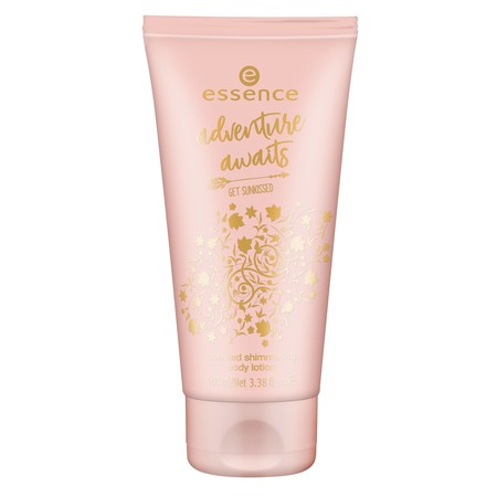 Scented Shimmering Body Lotion