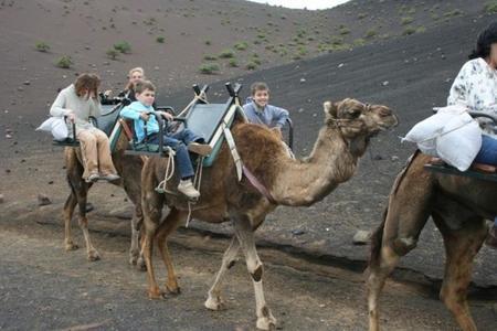 Niños en Lanzarote