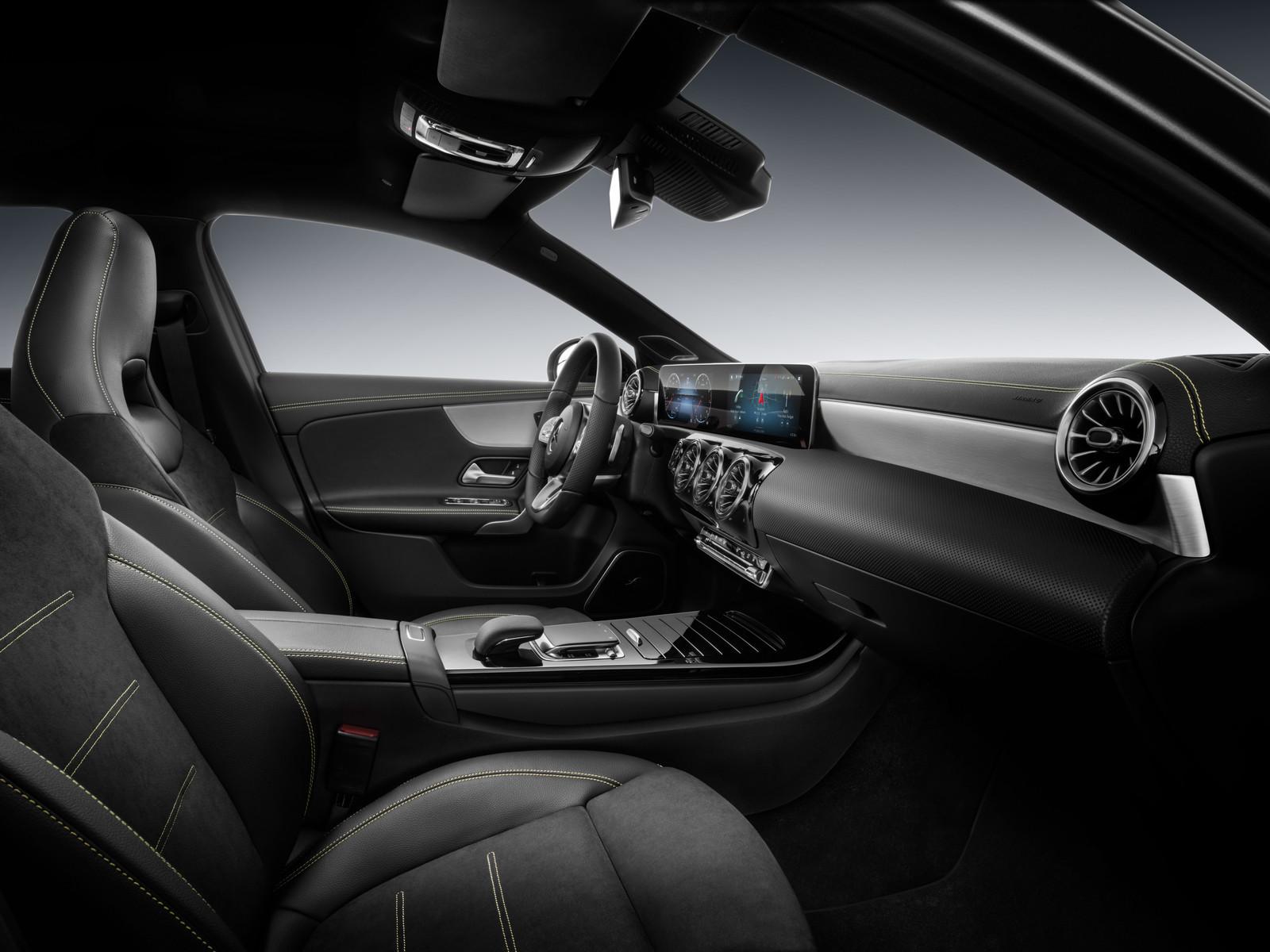 Foto de Mercedes-Benz Clase A 2018 (70/139)