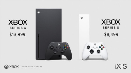 Xbox Seris X Mexico