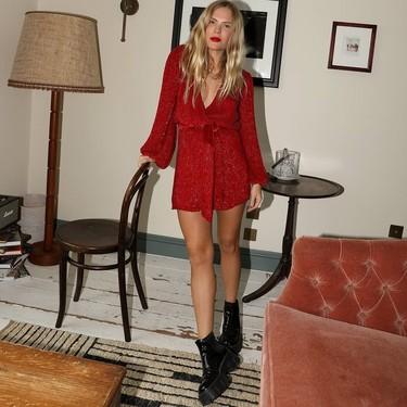Este es el vestido que triunfa en redes sociales y en algunas firmas (low-cost)