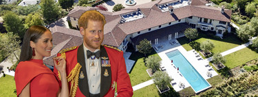 Meghan y Harry compran su nidito de amor en una ciudad de EEUU con nombre de amante de Juan Carlos I