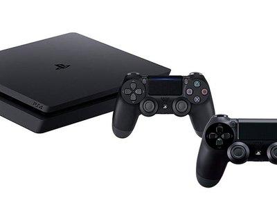 Por 283,95 euros en eBay, te puedes llevar a casa la PS4 con un Dualshock 4 extra