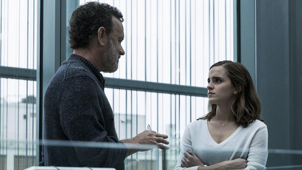 Tom Hanks Emma Watson El Circulo