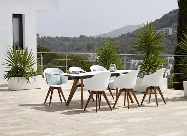 Crea un comedor en tu jard n o en tu terraza con adelaide for Crea tu jardin